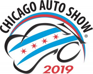 The Chicago Auto Show 2019 Logo