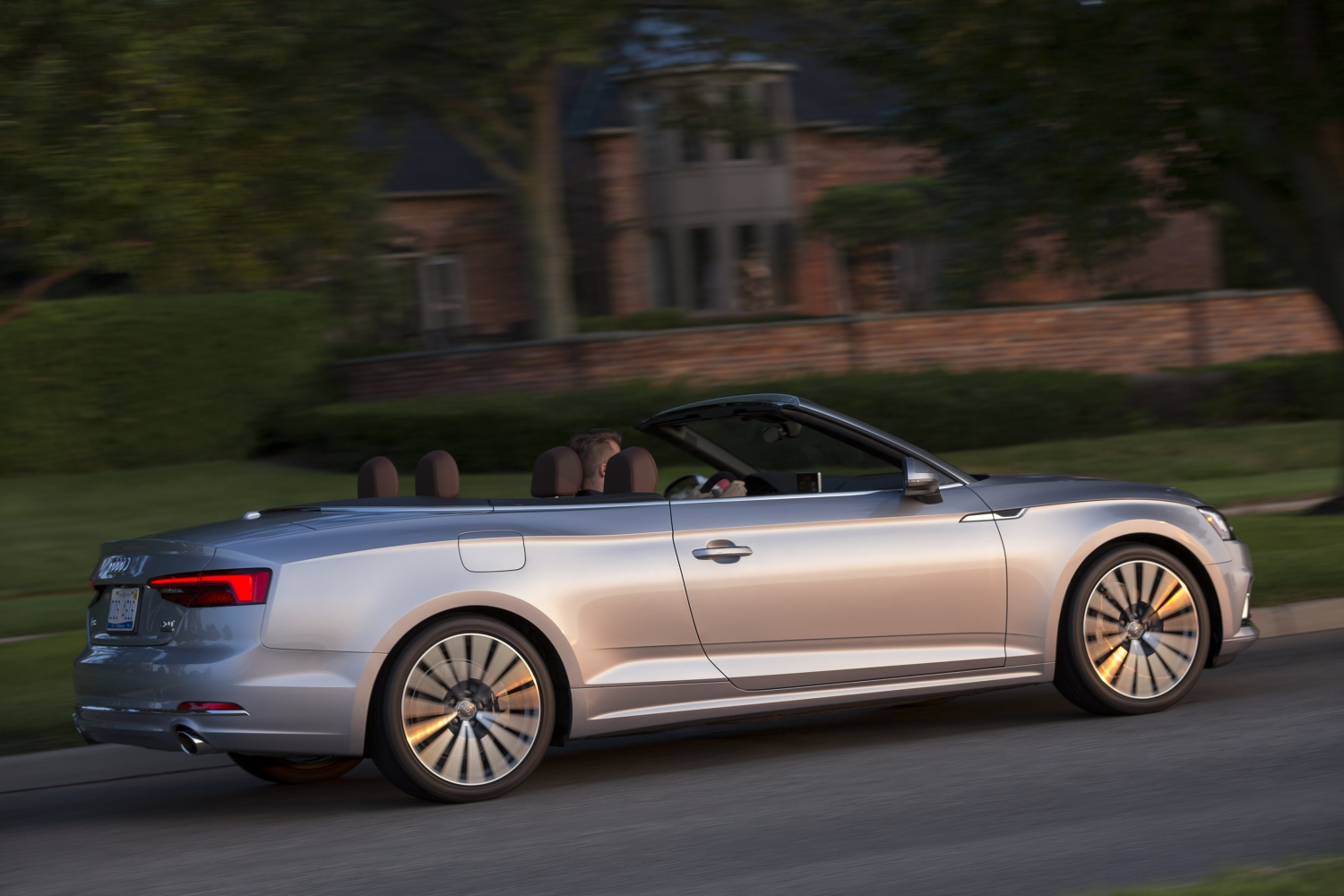 "Vincentric ""Best Value in America Awards"" - 2018 Audi A5 Cabriolet"