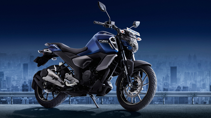 Yamaha FZ-FI