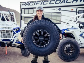BFGoodrich Tires Partners with Off-Road Champion Sara Price