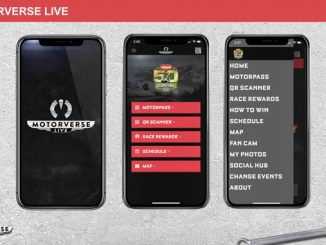 MOTORVERSE LIVE Mobile App Technology to Power Fan Engagement at NHRA