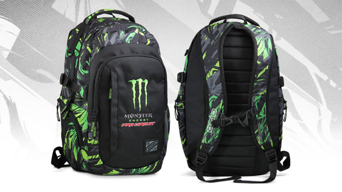 Monster Energy/Pro Circuit Strike Backpack