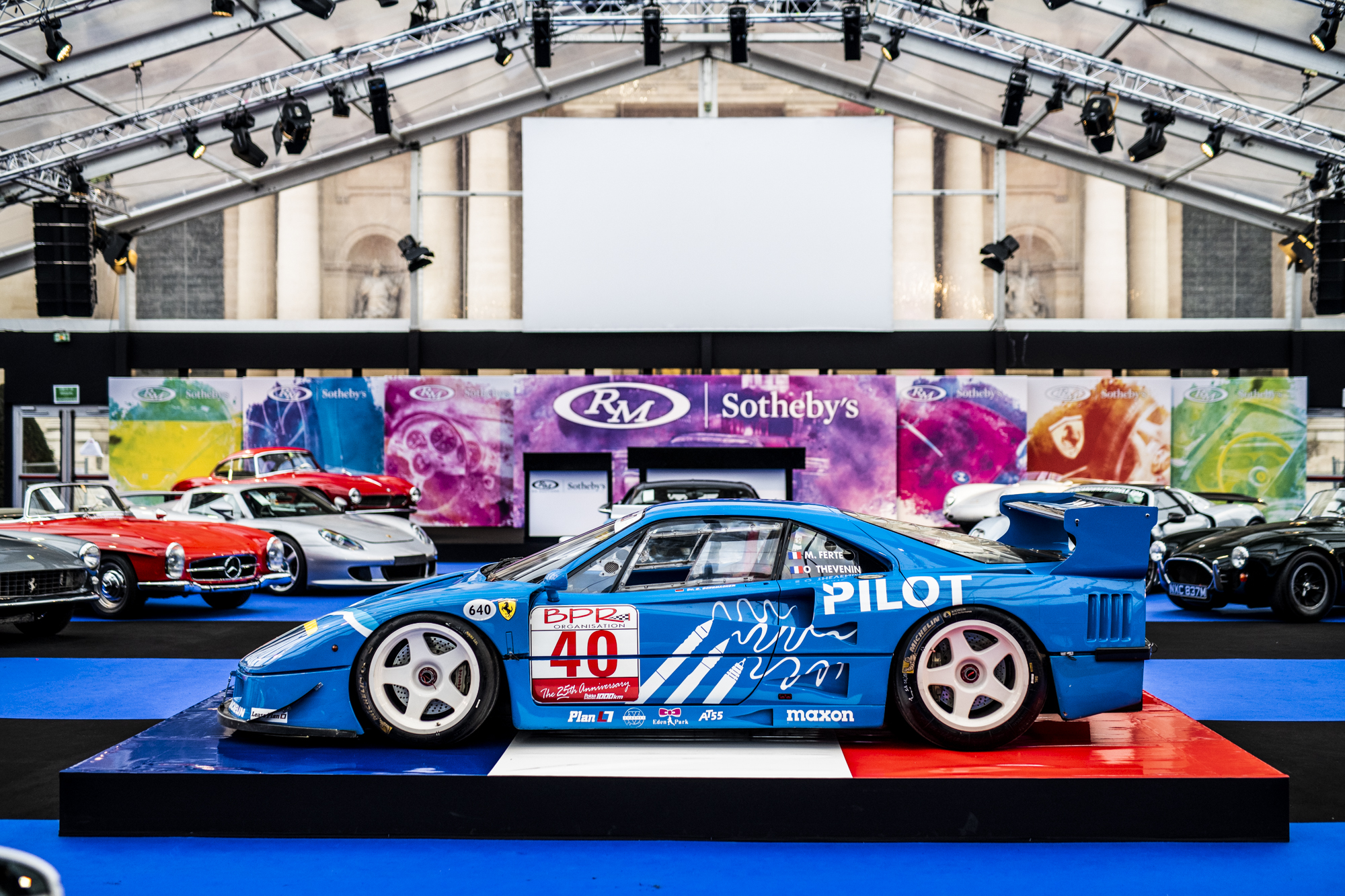 RM Sotheby's Achieves Best Ever Result in Paris at €32.4 million
