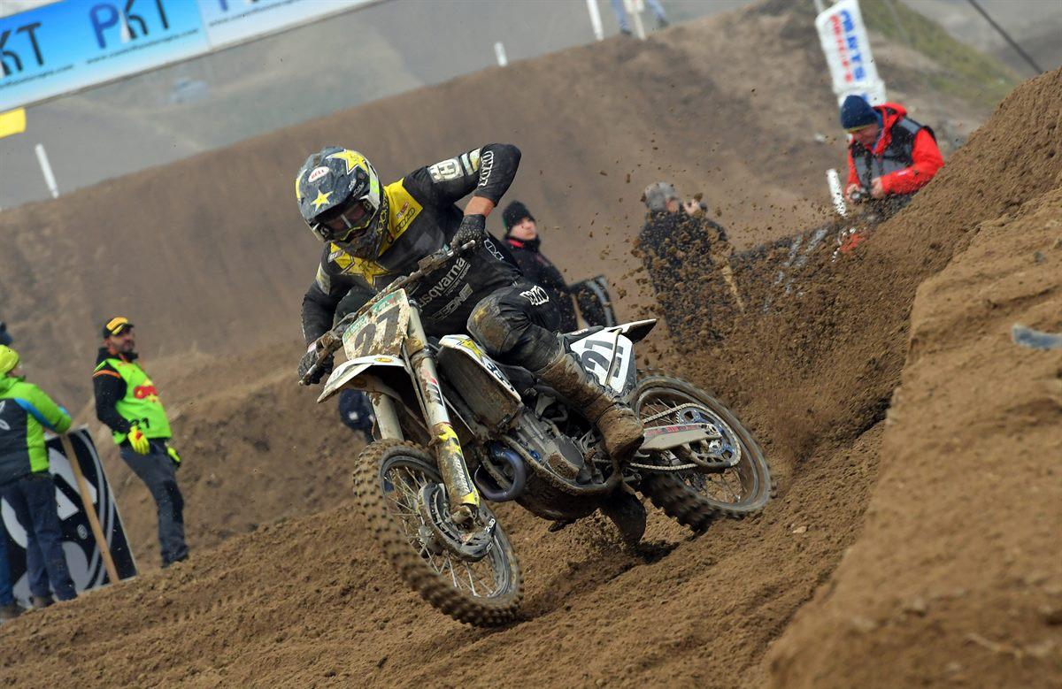 Arminas Jasikonis – Rockstar Energy Husqvarna Factory Racing - Internazionali d'Italia MX