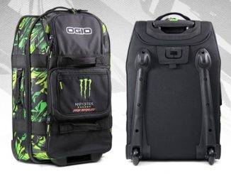 Monster Energy/Pro Circuit Alert Carry-On