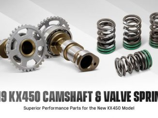 Pro Circuit 2019 KX450 Camshafts and Valve Springs