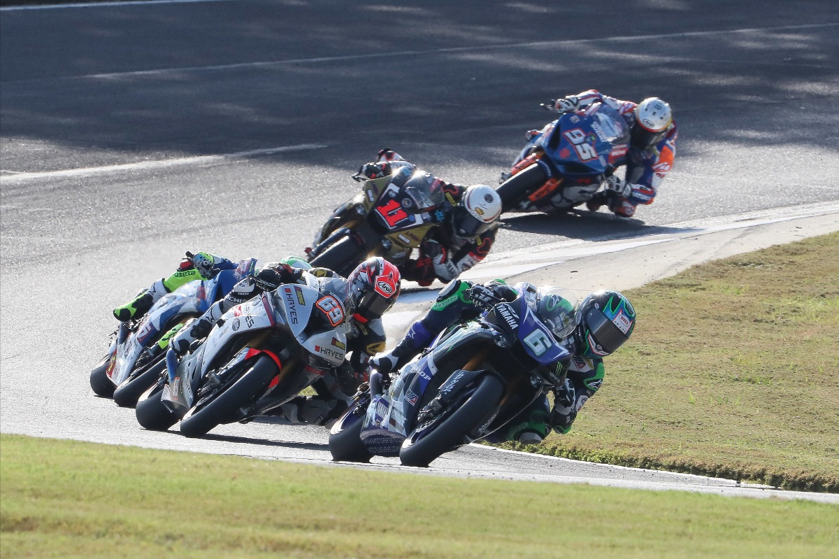 MotoAmerica Announces Live+ Streaming For 2019