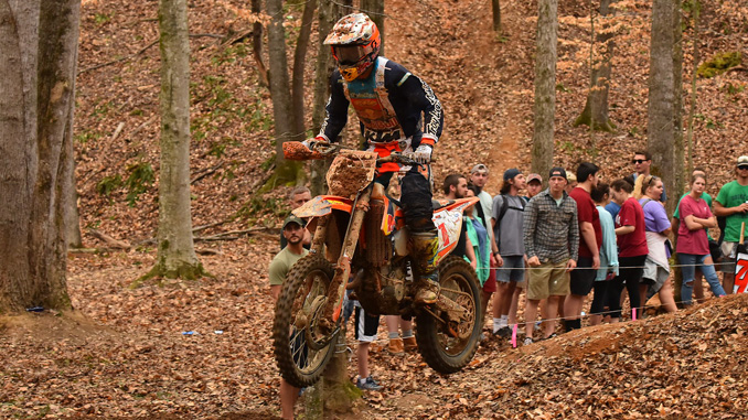 2019 American Motorcyclist Association-sanctioned Grand National Cross Country Series