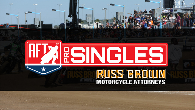 American Flat Track and Russ Brown Announce Expanded Partnership