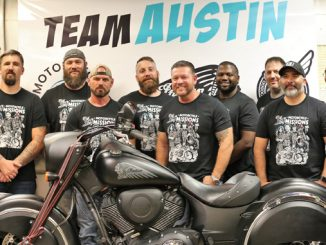Indian Motorcycle motorcycle mission Team Austin