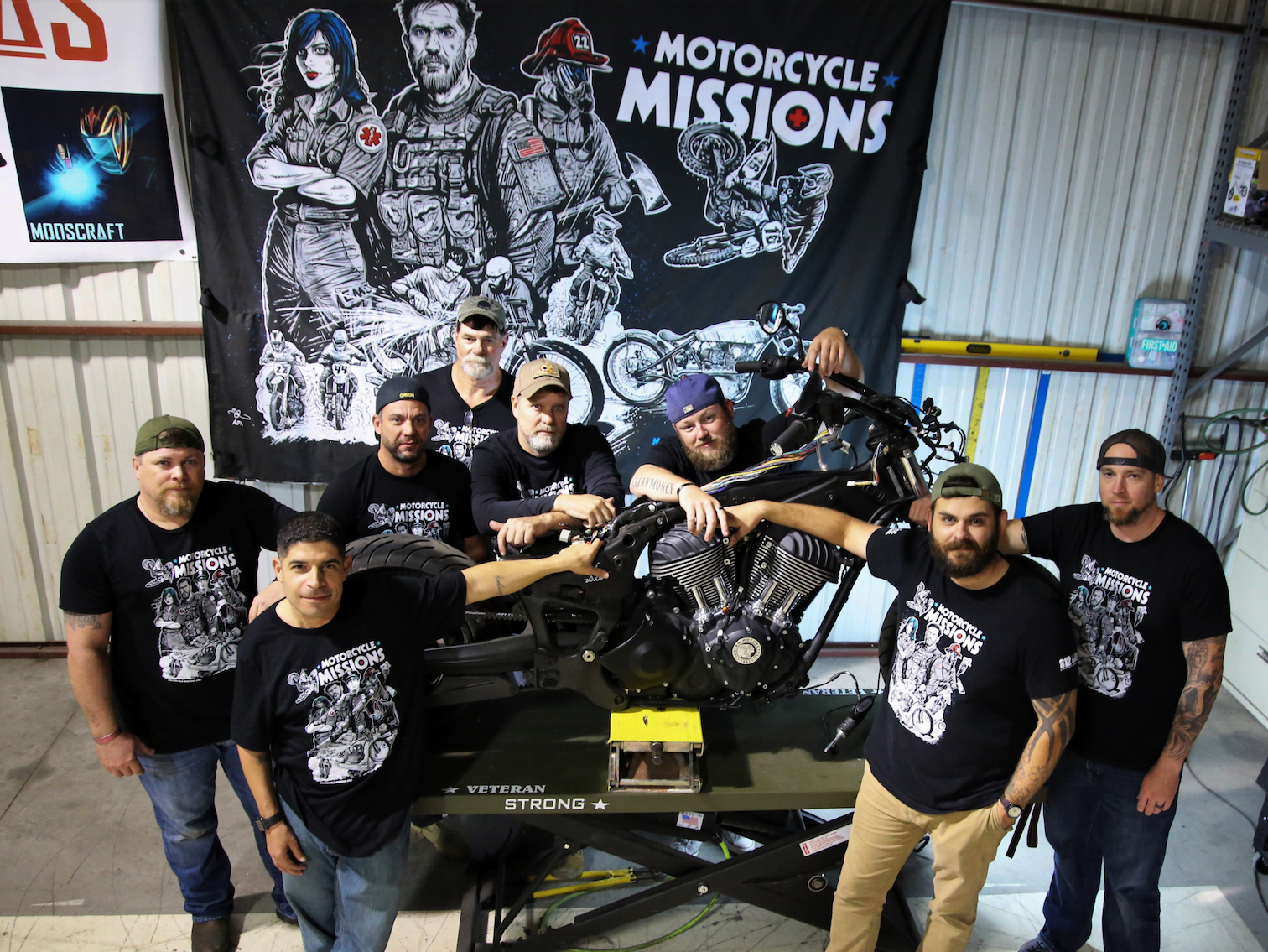 Indian Motorcycle motorcycle mission Team Dallas
