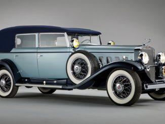Speed Digital CCCA 1930 Cadillac Sixteen V16