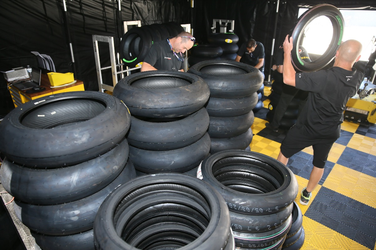 Dunlop / MotoAmerica's Tire Of Choice