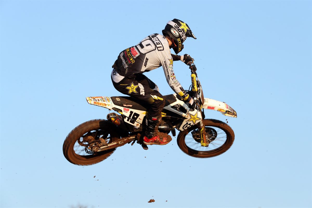 Thomas Kjer-Olsen - Rockstar Energy Husqvarna Factory Racing