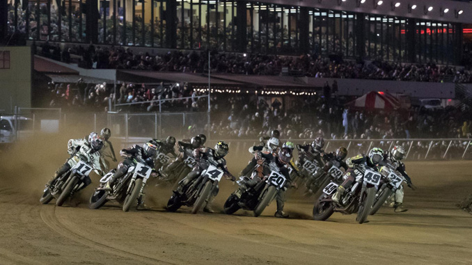 American Flat Track Announces 2019 NBCSN Broadcast Schedule