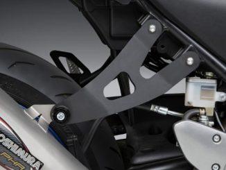 2017-19 Suzuki SV 650 Yoshimura Muffler Bracket Kit