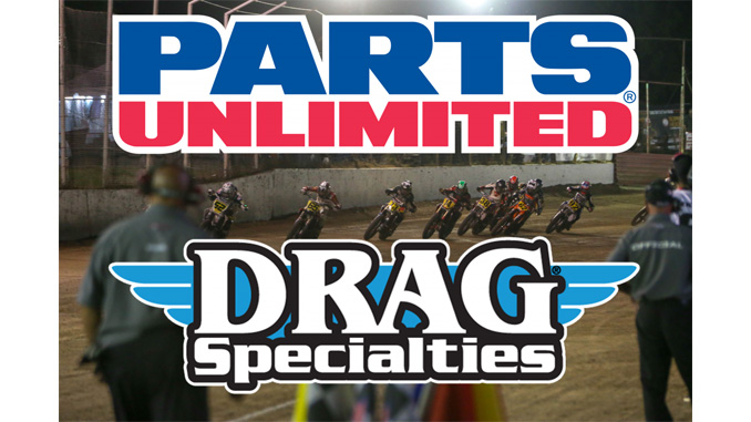 Parts Unlimited & Drag Specialties Continue as Official Powersports Distributor of American Flat Track for 2019