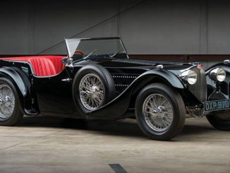 1937 Bugatti 57SC Tourer by Corsica (Credit – Darin Schnabel © 2019 Courtesy of RM Sotheby's) RM Sotheby's Amelia Island