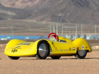 1959 Bonneville Streamliner Super Shaker Built and Raced by Bill Burke (Lot S107) - Mecum Phoenix