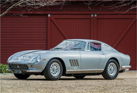 1965 Ferrari 275 GTB (Credit – Greg Keysar © 2019 Courtesy of RM Sotheby's) Amelia Island