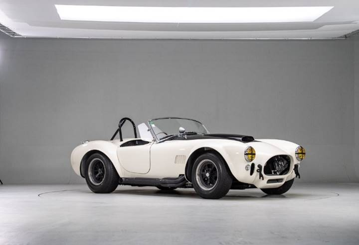 1965 Shelby 427 Competition Cobra (Credit – Lucas Scarfone © 2019 Courtesy of RM Sotheby's) RM Sotheby's Amelia Island