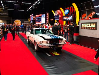 1967 Shelby GT500 Super Snake The One-of-One Shelby Supercar (Lot F124) Sold at $2,200,000 - Mecum Auctions