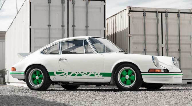 1973 Porsche 911 Carrera 2.7 RS Lightweight - Gooding & Company Amelia Island