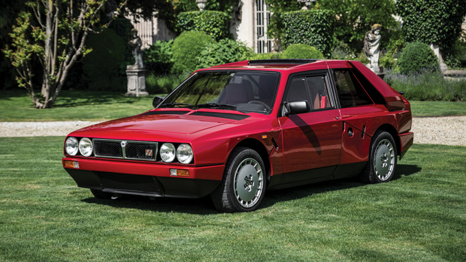 1985 Lancia Delta S4 Stradale ©2019 Courtesy of RM Sotheby's - RM Sotheby's Essen Auction