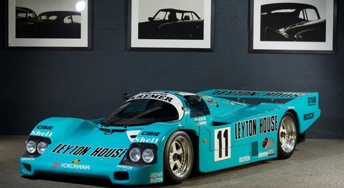 1987 Kremer Porsche 962C - Gooding & Company Amelia Island