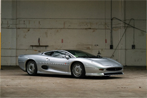 1993 Jaguar XJ220 (Credit – Ryan Merrill © 2019 Courtesy of RM Sotheby's) RM Sotheby's Fort Lauderdale