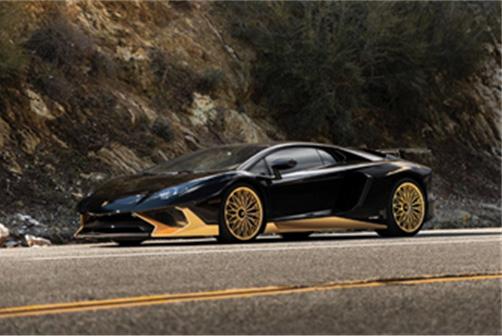 1998 Lamborghini Diablo SV Monterey Edition (Credit – Josh Sweeney © 2019 Courtesy of RM Sotheby's) RM Sotheby's Fort Lauderdale