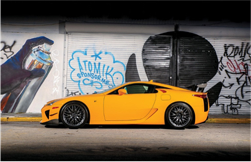 2012 Lexus LFA Nürburgring Package (Credit – Ryan Merrill © 2019 Courtesy of RM Sotheby's) Amelia Island
