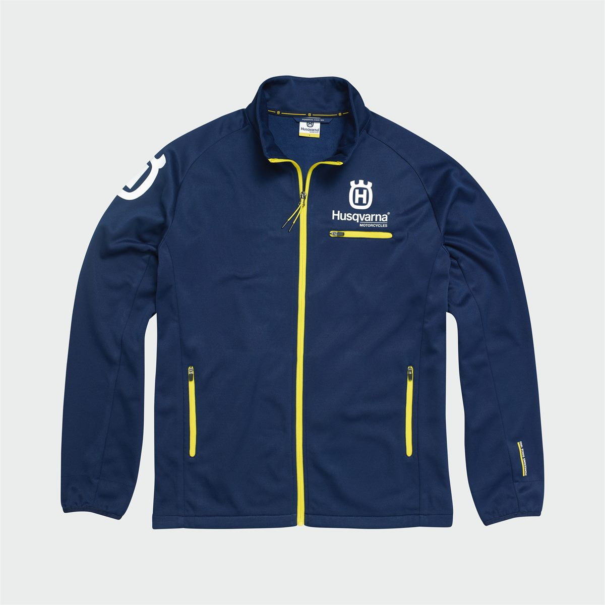 2019 HUSQVARNA REPLICA TEAM WEAR - REPLICA TEAM FLEECE FRONT