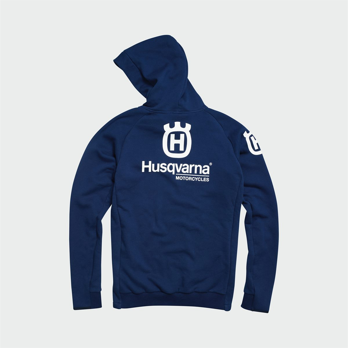 2019 HUSQVARNA REPLICA TEAM WEAR - REPLICA TEAM HOODIE BACK