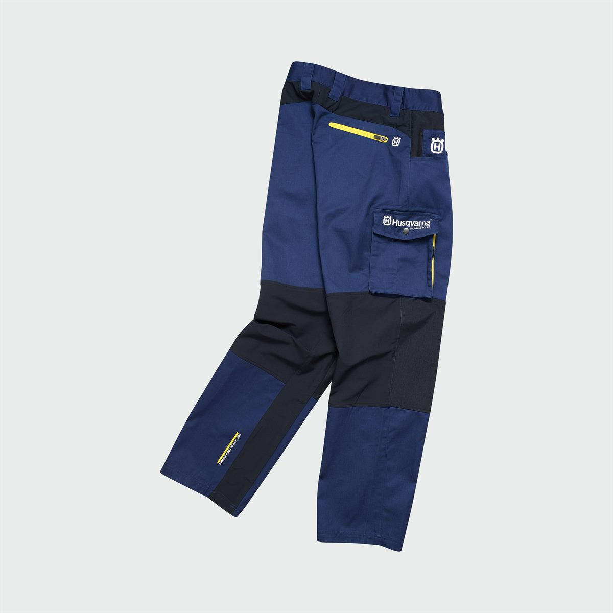 2019 HUSQVARNA REPLICA TEAM WEAR - REPLICA TEAM PANTS BACK