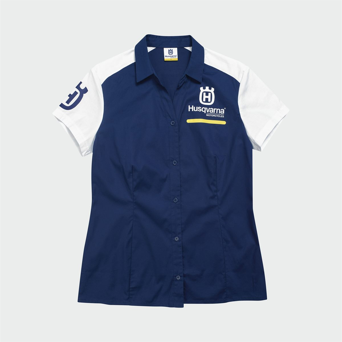 2019 HUSQVARNA REPLICA TEAM WEAR - WOMEN REPLICA TEAM SHIRT FRONT