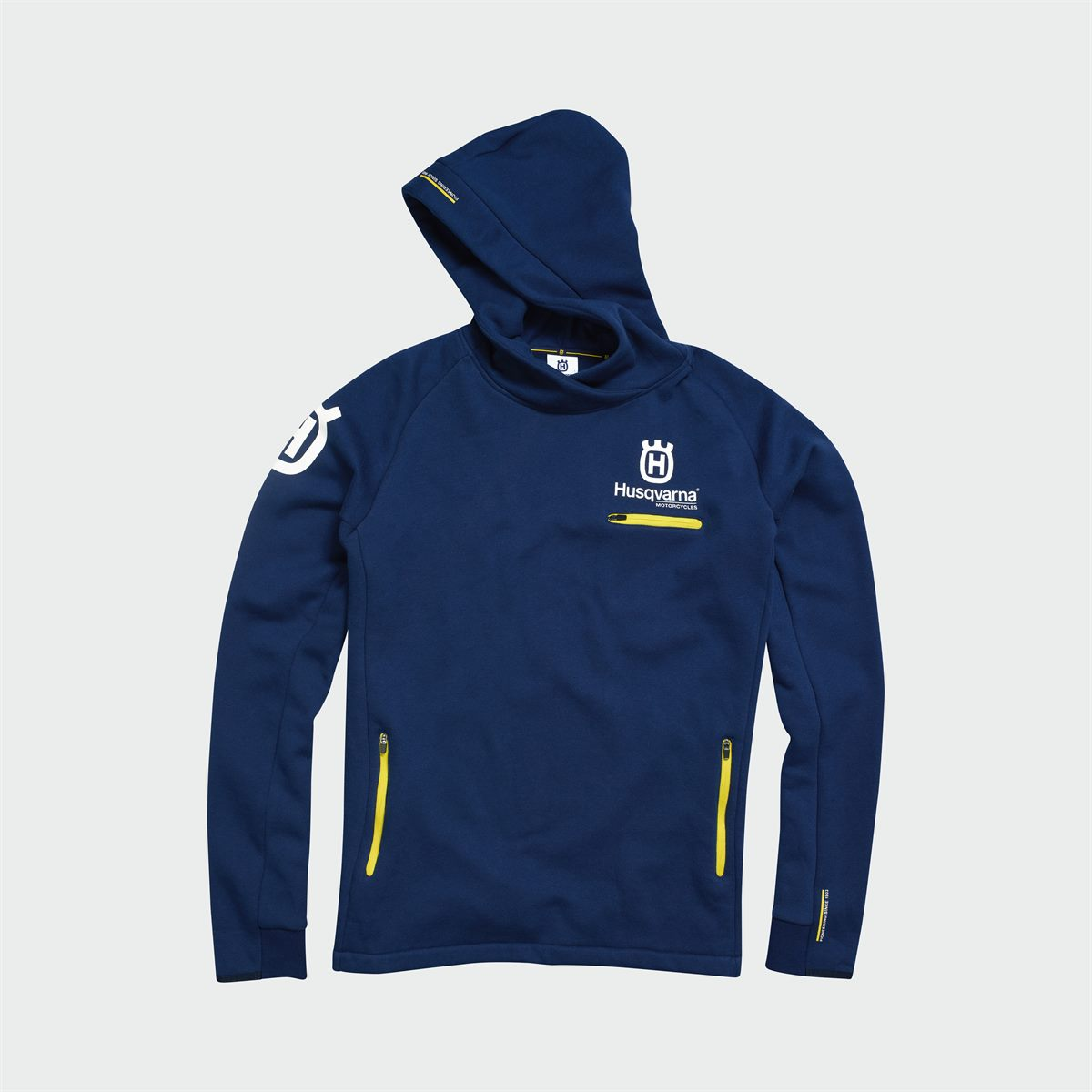 2019 HUSQVARNA REPLICA TEAM WEAR - REPLICA TEAM HOODIE FRONT