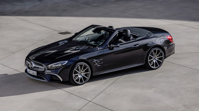 2020 Mercedes-Benz SL Grand Edition