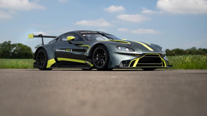 New Aston Martin >> Garage 59 Switches To New Aston Martin Vantage Gt3