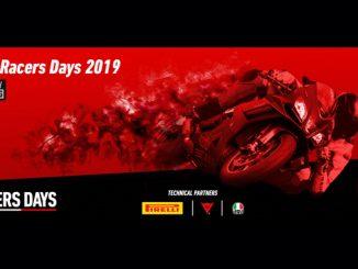 Aprilia Racers Days 2019