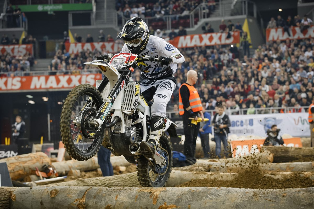 Colton Haaker - Rockstar Energy Husqvarna Factory Racing - Budapest SuperEnduro
