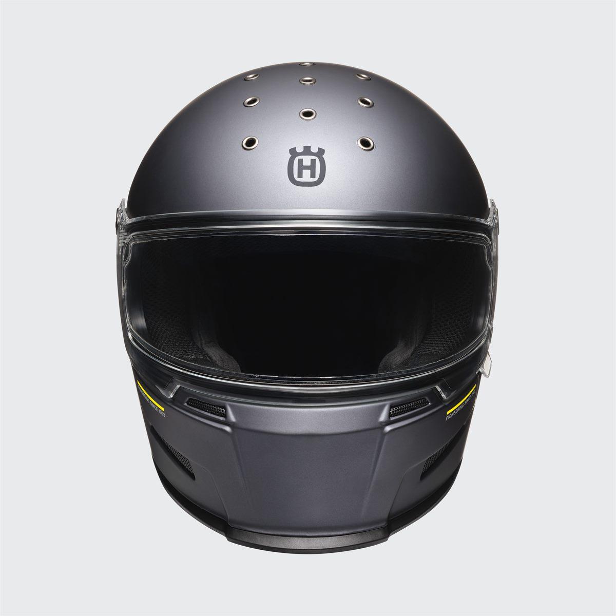 Husqvarna Motorcycles Present 2019 VITPILEN & SVARTPILEN Clothing Collection - ELIMINATOR HELMET