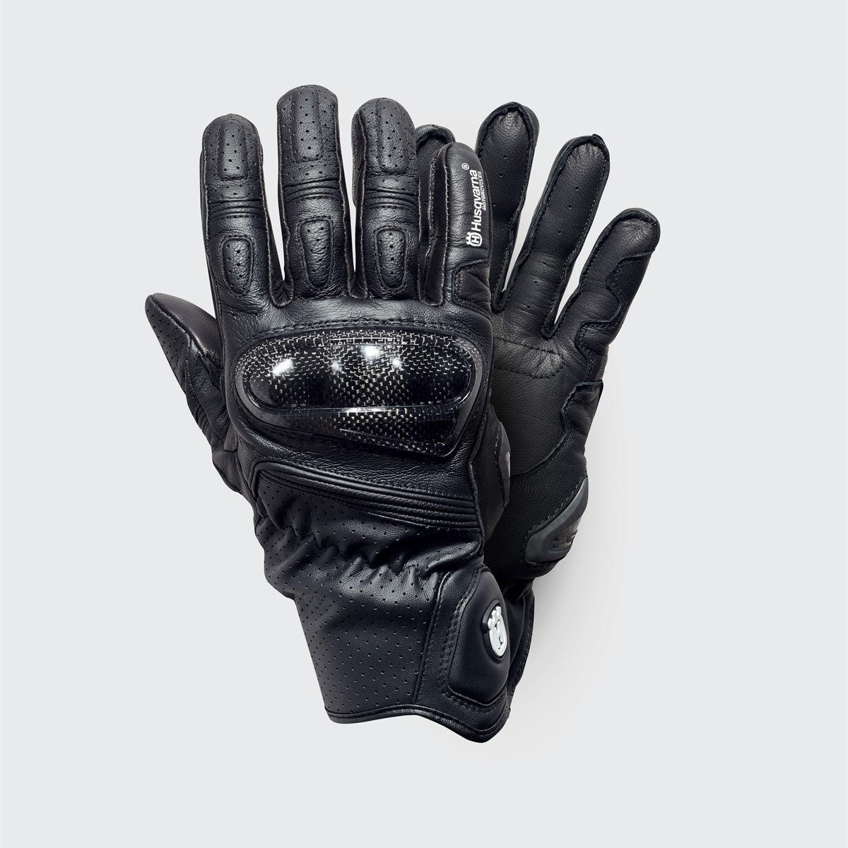 Husqvarna Motorcycles Present 2019 VITPILEN & SVARTPILEN Clothing Collection - PILEN GLOVES
