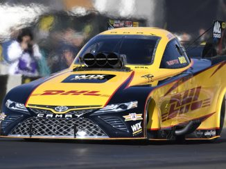 NHRA - Funny Car - J.R. Todd - action
