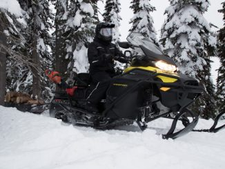 Redesigned Ski-Doo Expedition models move to the REV Gen4 platform with innovative features for increased capability. © BRP 2019 [678]