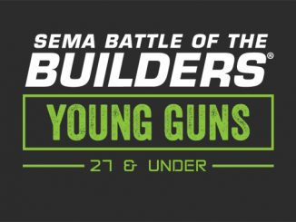 SEMA Young Guns Program logo-white