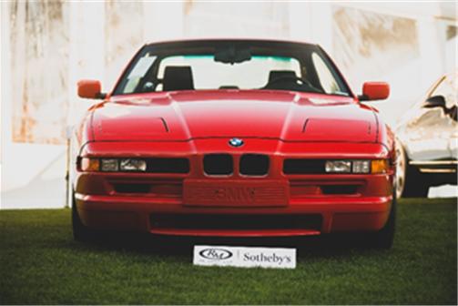 1994 BMW 850 CSi (Darin Schnabel © 2019 Courtesy of RM Sotheby's) Amelia Island