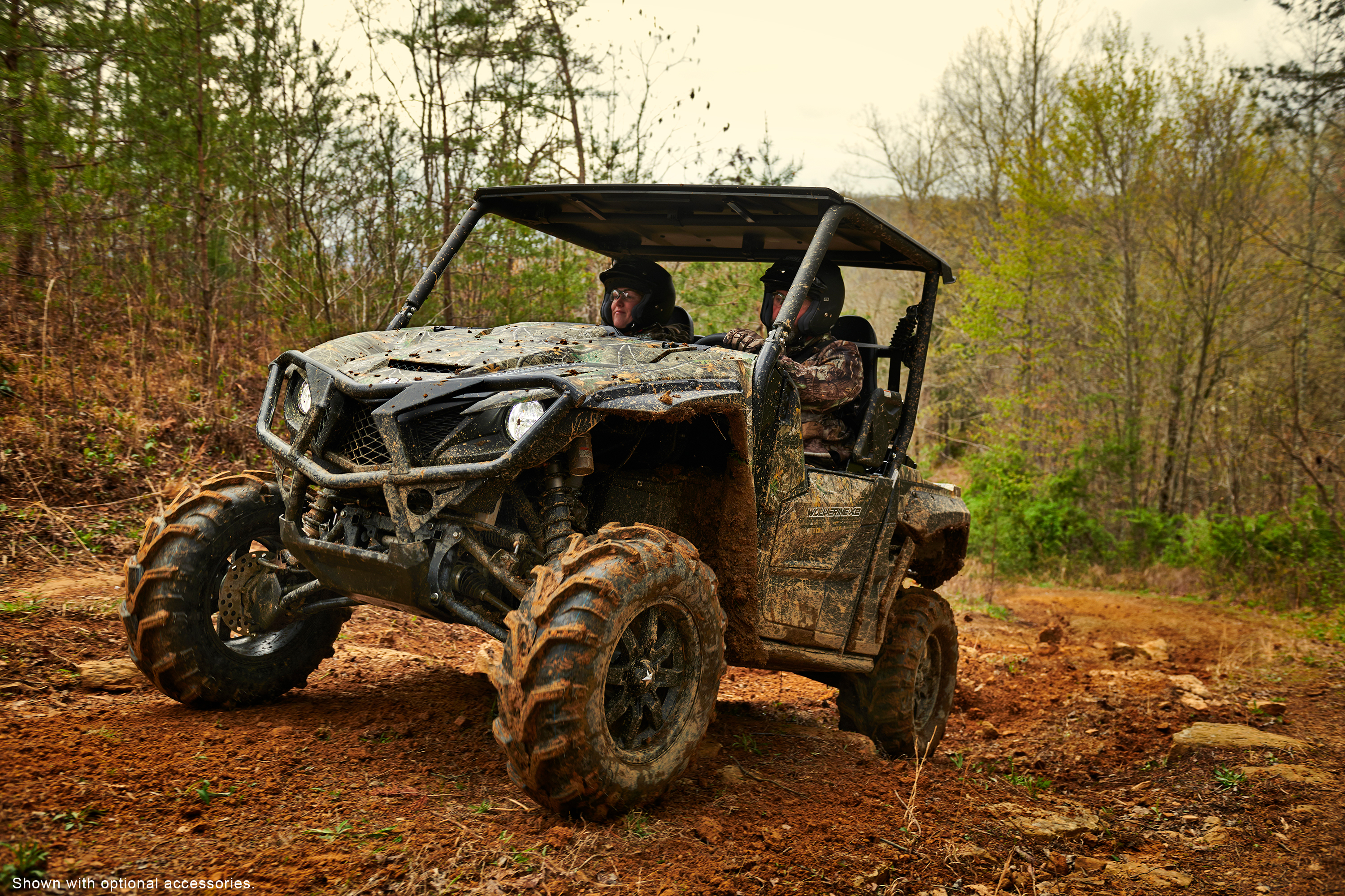 ATV.com Recognizes Yamaha Wolverine X2 for its Real-World Proven Off-Road Capability and Versatility