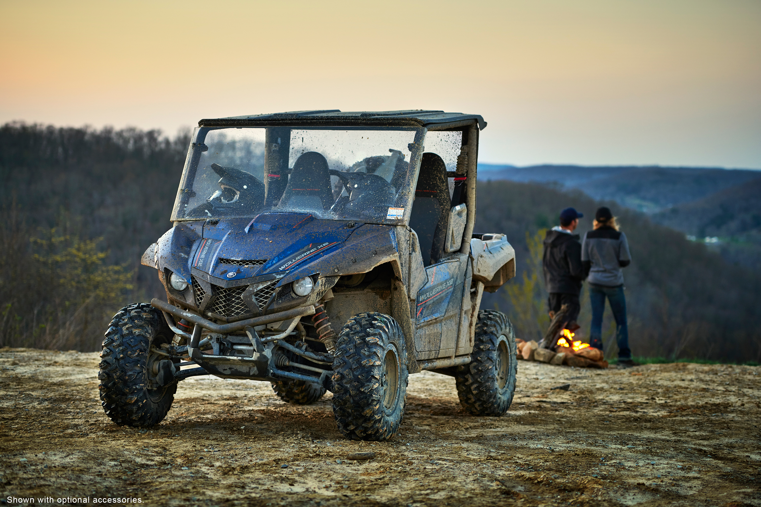 Wolverine X2 Designed for Seasoned Trail-Goers and First-Time Adventure-Seekers