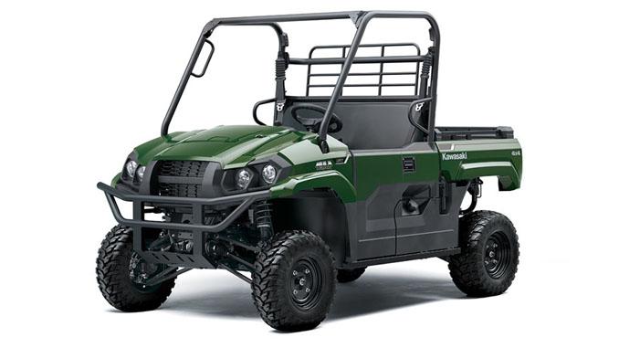 Kawasaki Recall - MULE PRO-MX™ EPS
